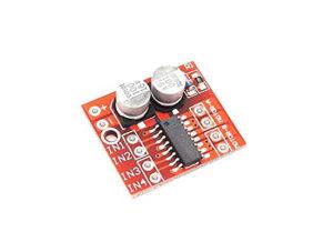 1.5A Motor Controller 2-way DC PWM Speed Dual H-Bridge