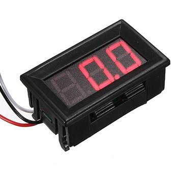 Digital DC Voltmeter