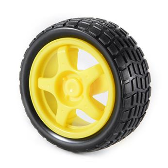 Robot Wheel for BO Motors