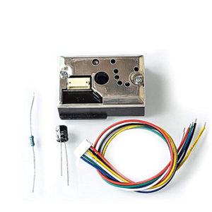Dust Smoke Particle Sensor