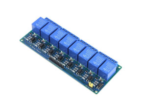 8 Channel Relay Module 5V  with Optocoupler