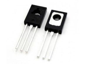 BD139 NPN Transistor General Purpose BJT TO-126