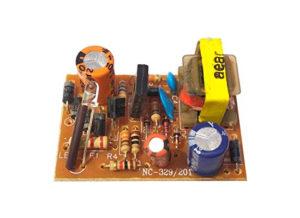 12V 1 Amp Power Supply Board 220V AC to 12V DC
