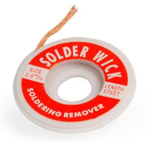 Desolder wick Solder Desoldering Wire 1.2 Mtr