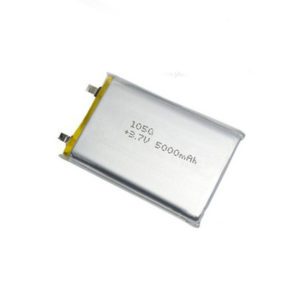 Lithium Polymer Rechargeable 5000 Mah Battery
