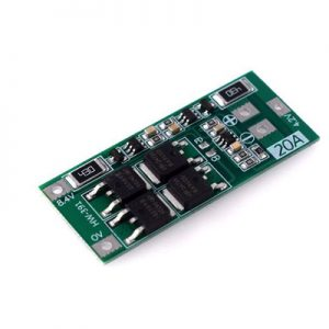 2S 20A Bms 7.4V/ 8.4V  Protection Board with Balance