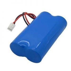 7.4V 2000 Mah lithium-ion battery Pack inbuilt BMS protection