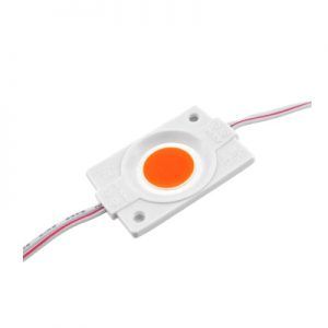 COB LED Light 2.4W injection Module 12V waterproof Red