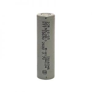 2600 Mah Rechargeable Battery 18650 Mah Li-Ion 3.7V